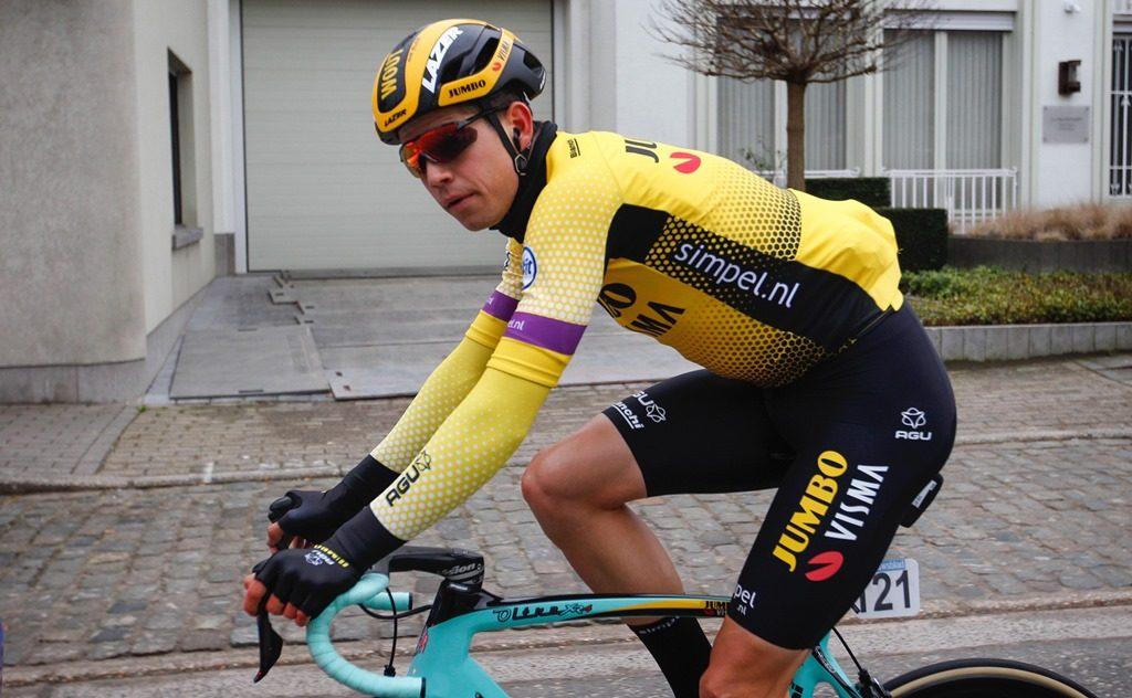 Ваут ван Арт: «Страде Бьянке» должна войти всонм монументальных велогонок