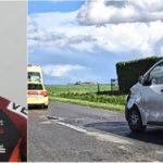 Фургон сбил трёх молодых велогонщиков на «Гран-при Альфреда Гаденна». Один — скончался
