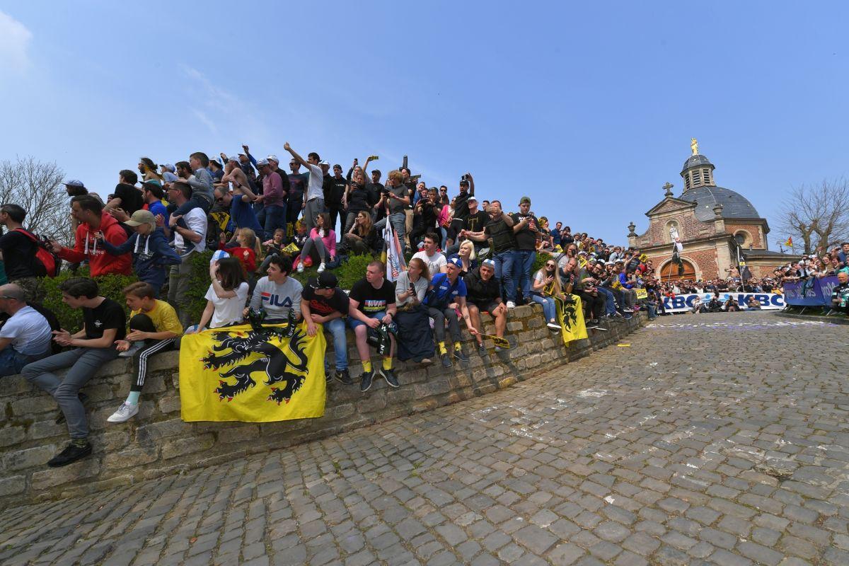 Чудо-итальянец выиграл монументальную классику— «Тур Фландрии— 2019»