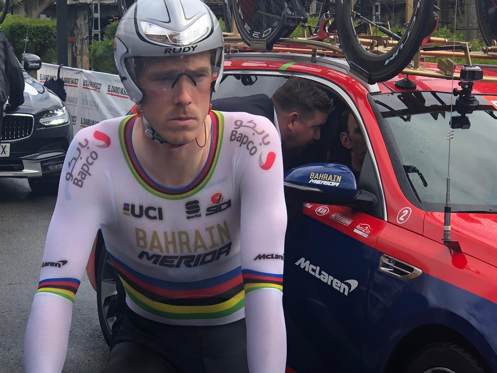 Максимилиан Шахманн выиграл сложную «разделку» на«Туре Страны Басков»