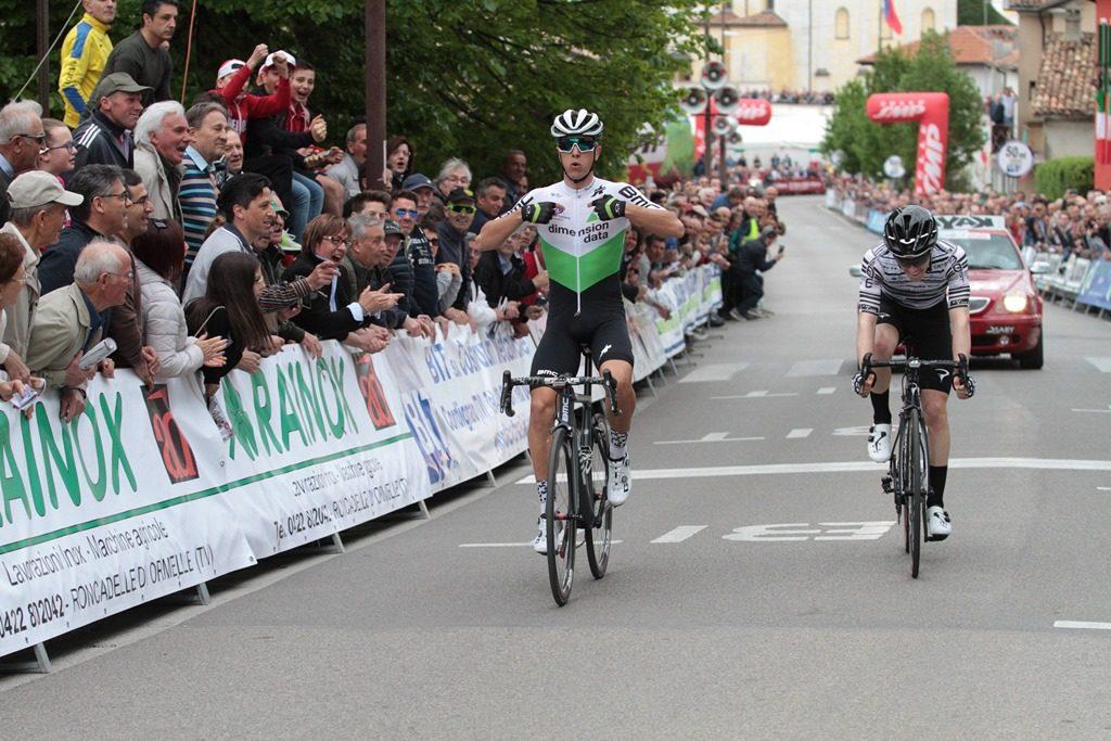 Самуэле Баттистелла выиграл велогонку «Джиро дель Бельведере— 2019»