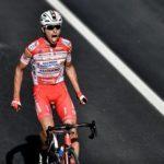 Фаусто Маснада выиграл шестой этап «Джиро д'Италии»