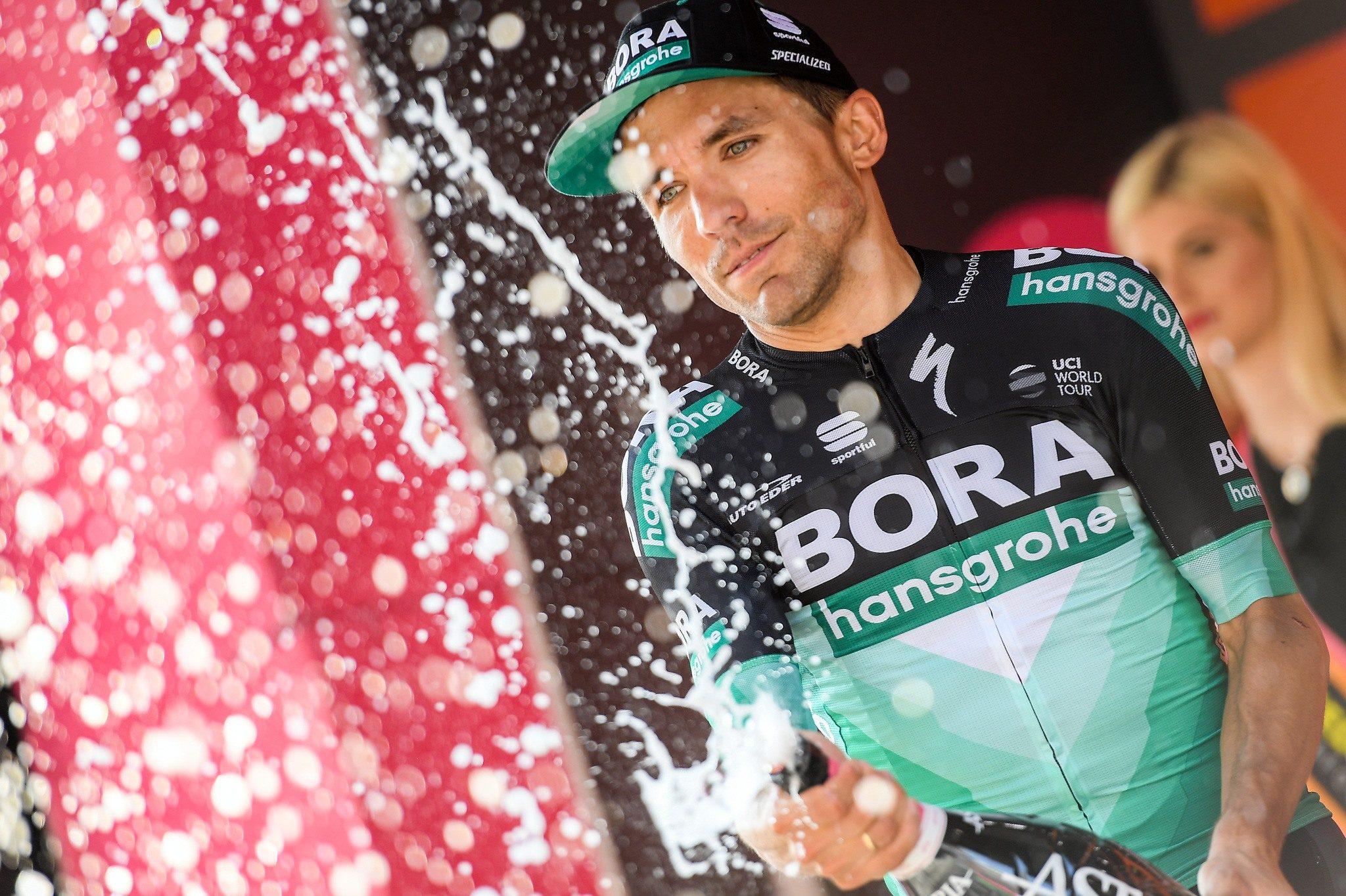 Чезаре Бенедетти выиграл двенадцатый этап «Джиро д'Италии»