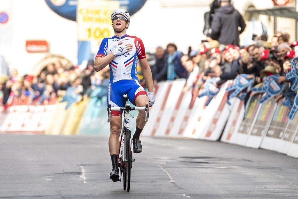 Стефан Кюнг выиграл второй этап «Тура Романдии»