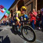 Результаты первого этапа «Джиро д'Италии»
