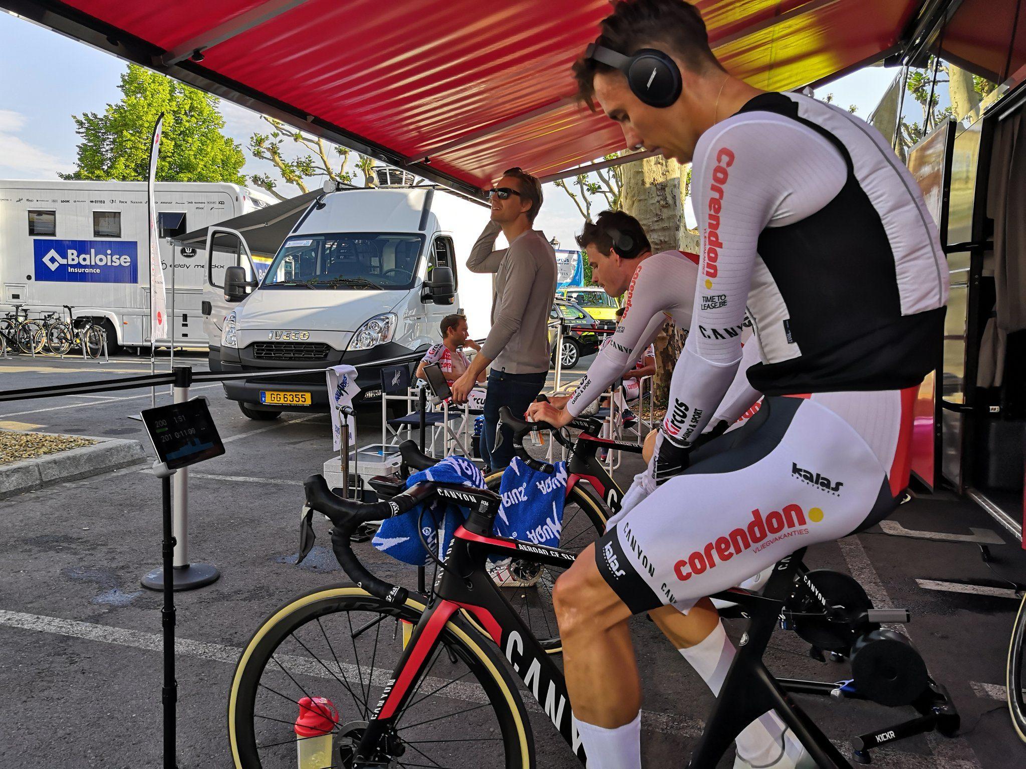 Кристоф Лапорт выиграл пролог «Тура Люксембурга»