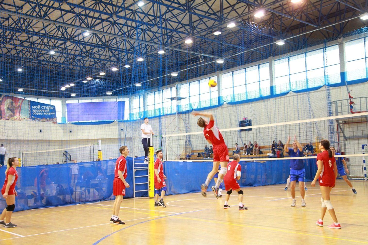 Волейбол__VeloDAILY