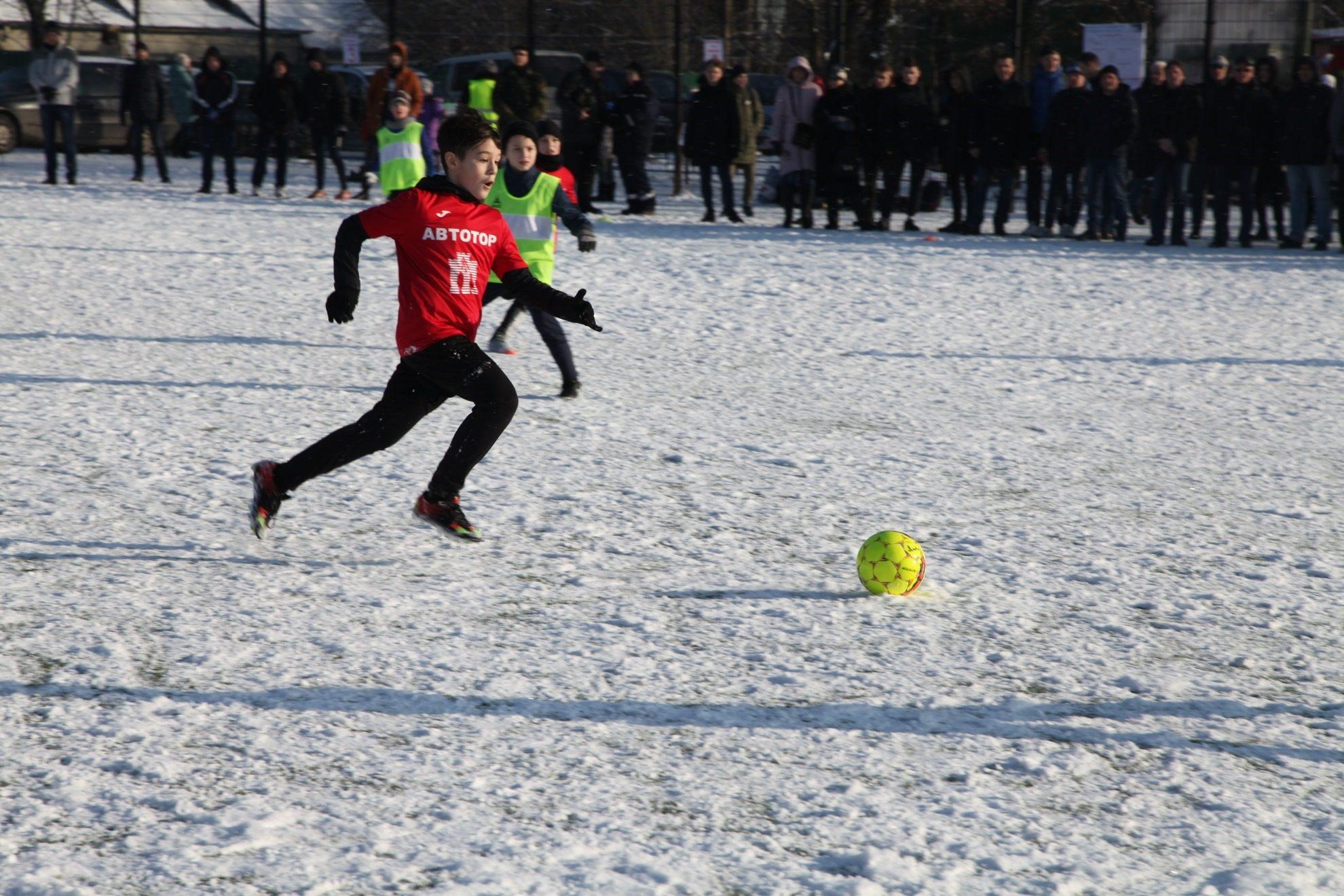 Зимний мяч_VeloDAILY