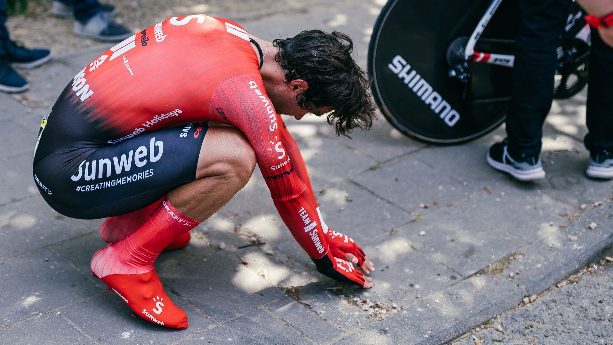 Как прошёл второй этап «Тур де Франс» — в фото