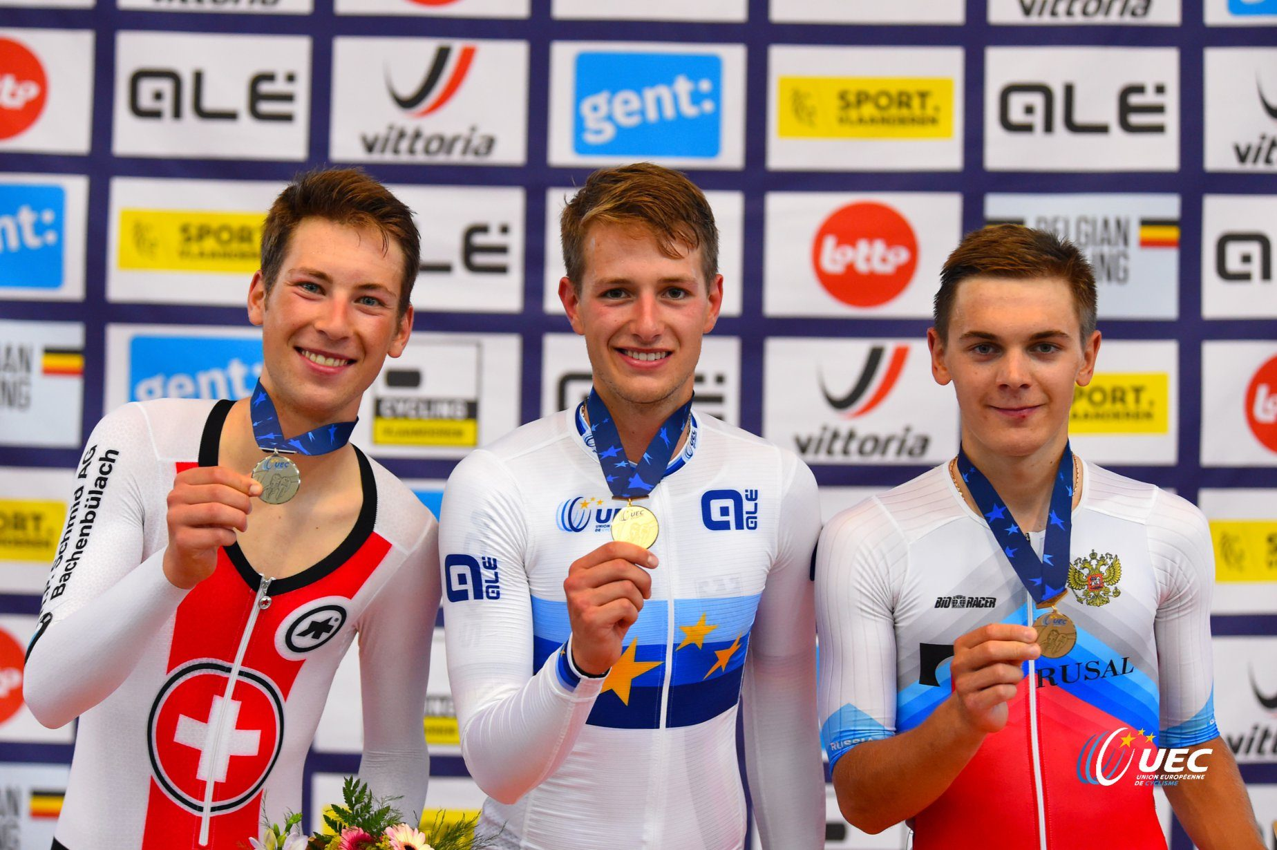 Итоги чемпионата Европы по трековому велоспорту среди юниоров и андеров: сборная России на третьем месте