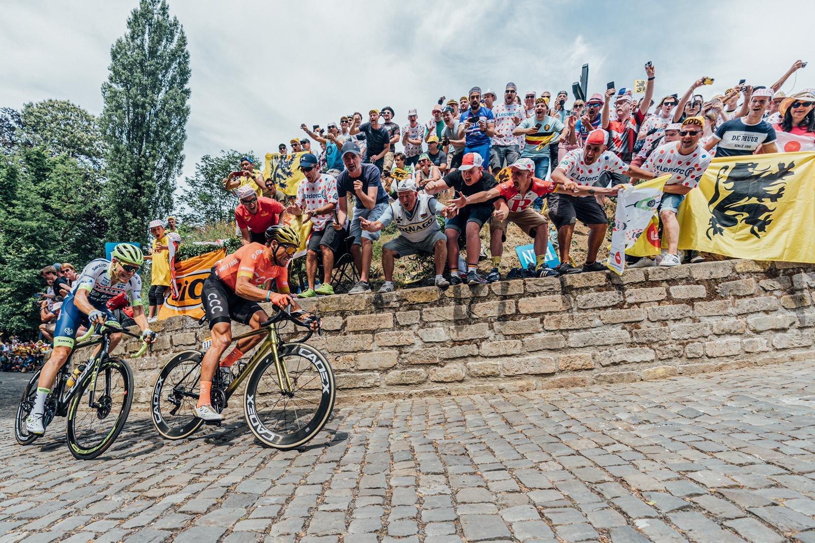 Лучшие фото с первого этапа «Тур де Франс — 2019»