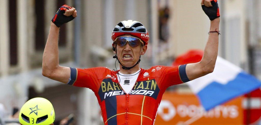 Дилан Тёнс выиграл шестой этап «Тур де Франс»
