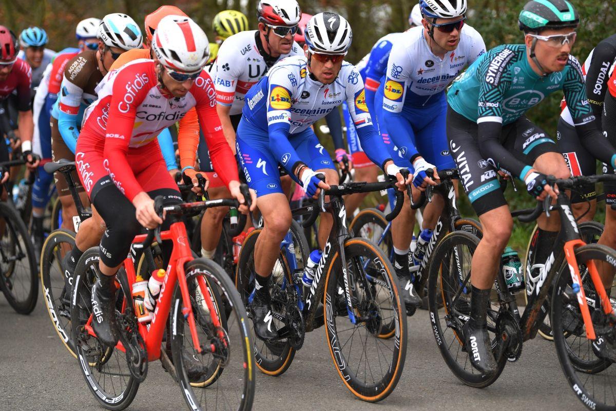 Каспер Асгрин героически выиграл велогонку «Кюрне — Брюссель — Кюрне»