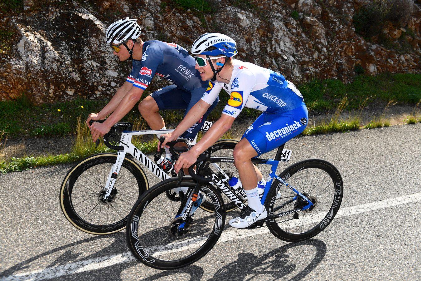 Матье ван дер Пул сделал прогноз на победителя Il Lombardia