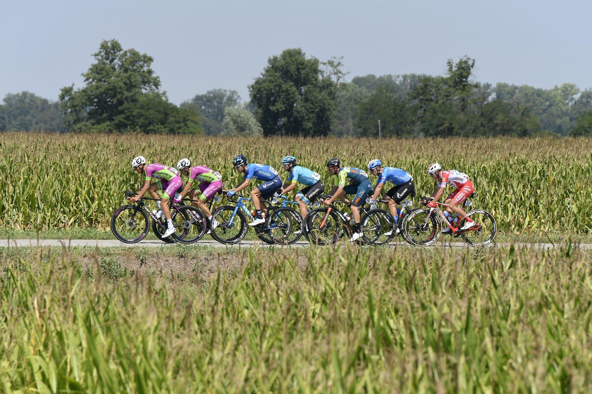 Ваут ван Арт выиграл велогонку «Милан — Сан-Ремо»
