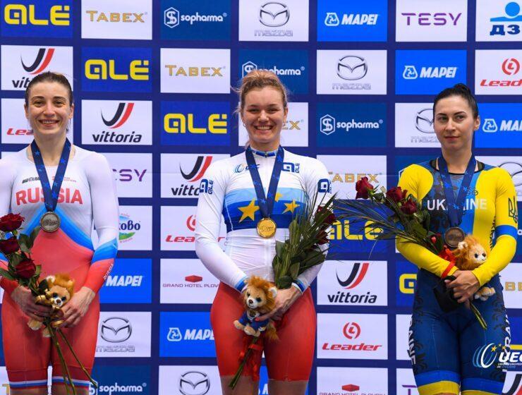 Дарья Шмелёва, Анастасия Войнова и Олена Старикова