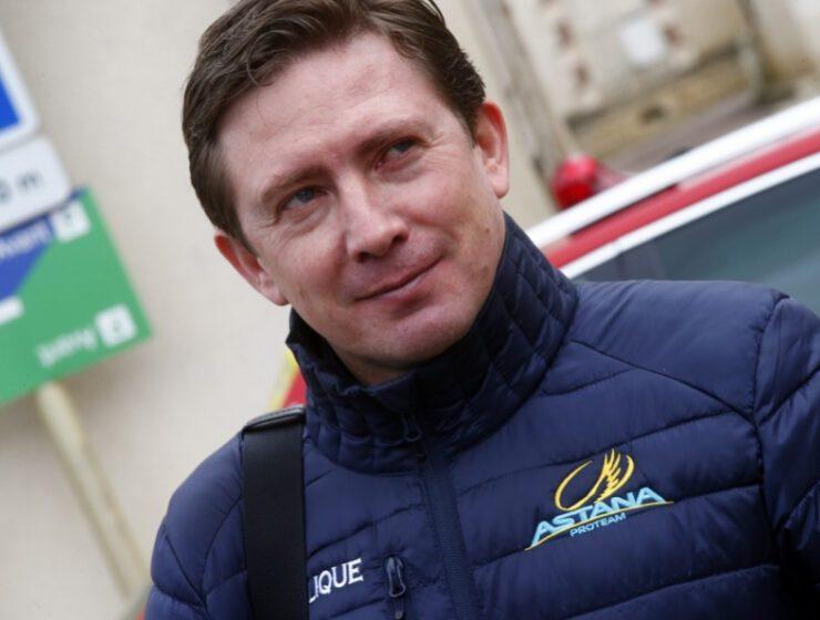 Спортивный менеджер Astana Pro Team Дмитрий Фофонов