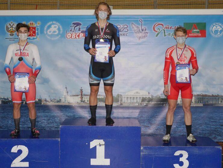 Обзор четвёртого дня первенства России по трековому велоспорту среди юниоров и андеров