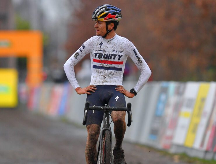 Thomas Pidcock during the 43rd Superprestige Cyclocross Gavere 2020, Photo by Luc Claessen / Getty Images