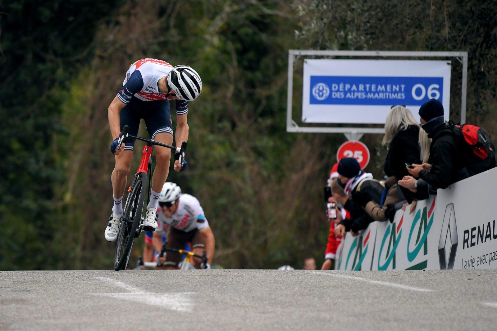 Бауке Моллема начал Tour du Var с победы