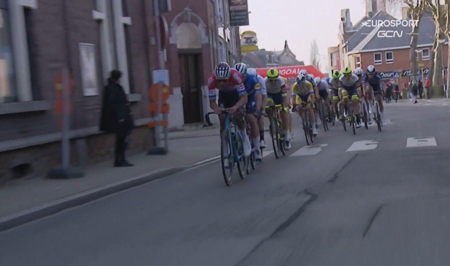 Тим Мерлир выиграл велогонку «Ле-Самен — 2021»