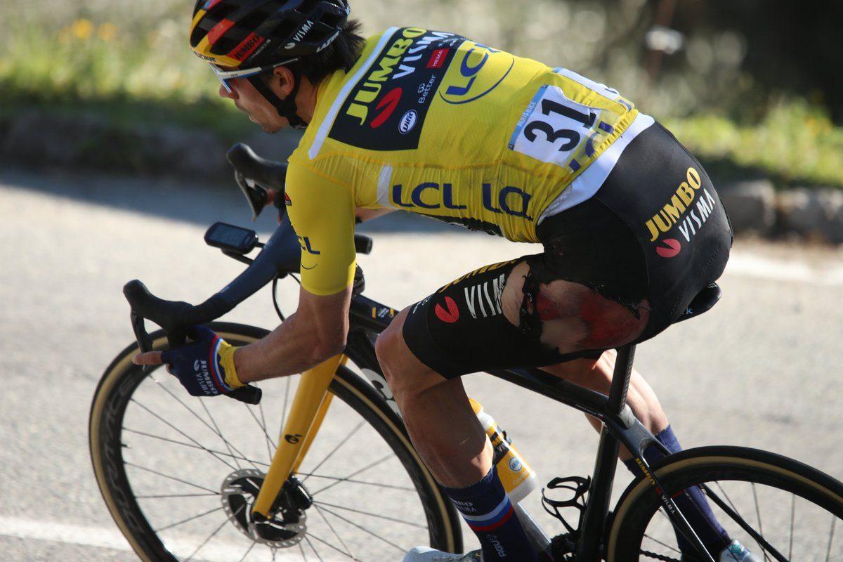 Максимилиан Шахманн — победитель велогонки «Париж — Ницца — 2021»