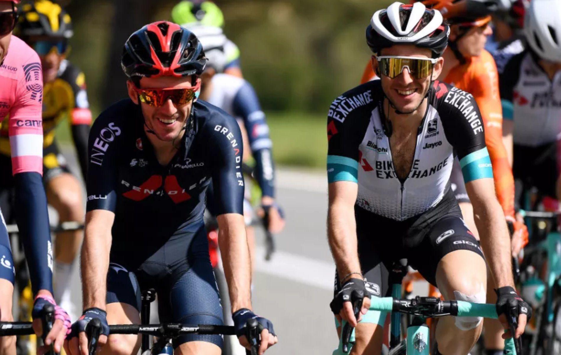 """Андреас Крон выиграл первый этап велогонки """"Вуэльта Каталонии"""""""