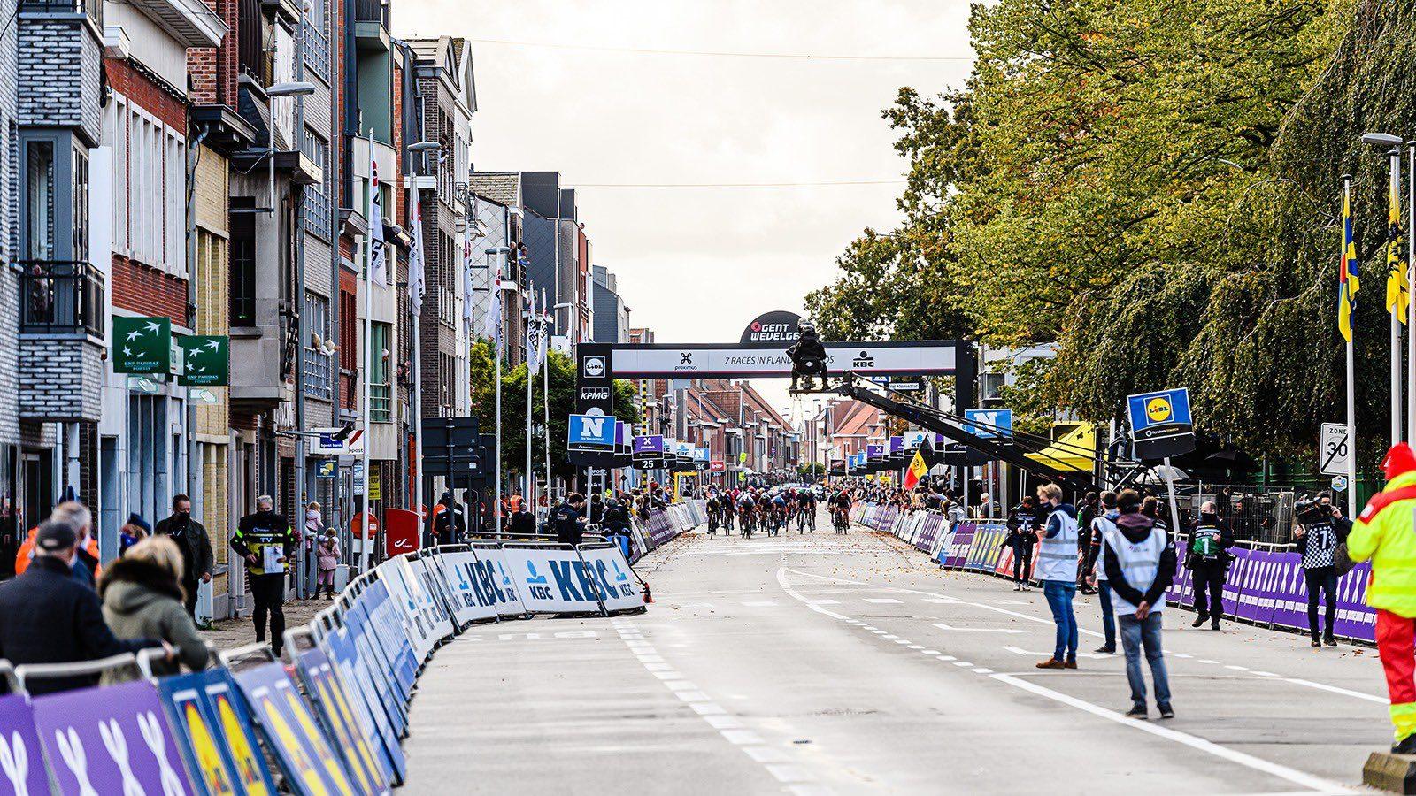 Чего ждать от велогонки «Гент — Вевельгем — 2021»?