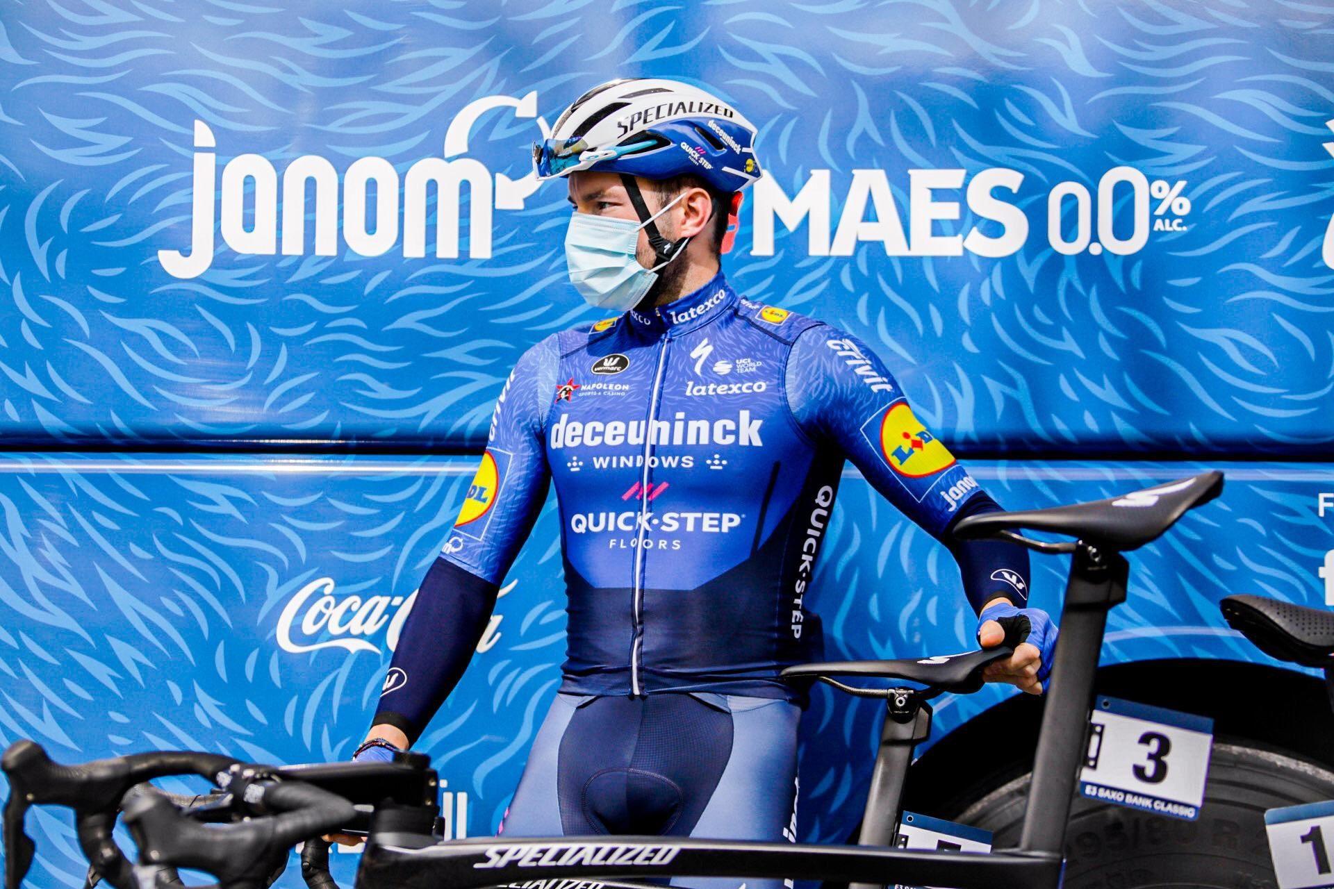 Deceuninck — Quick-Step сохранила лидерство в рейтинге лучших велокоманд мира