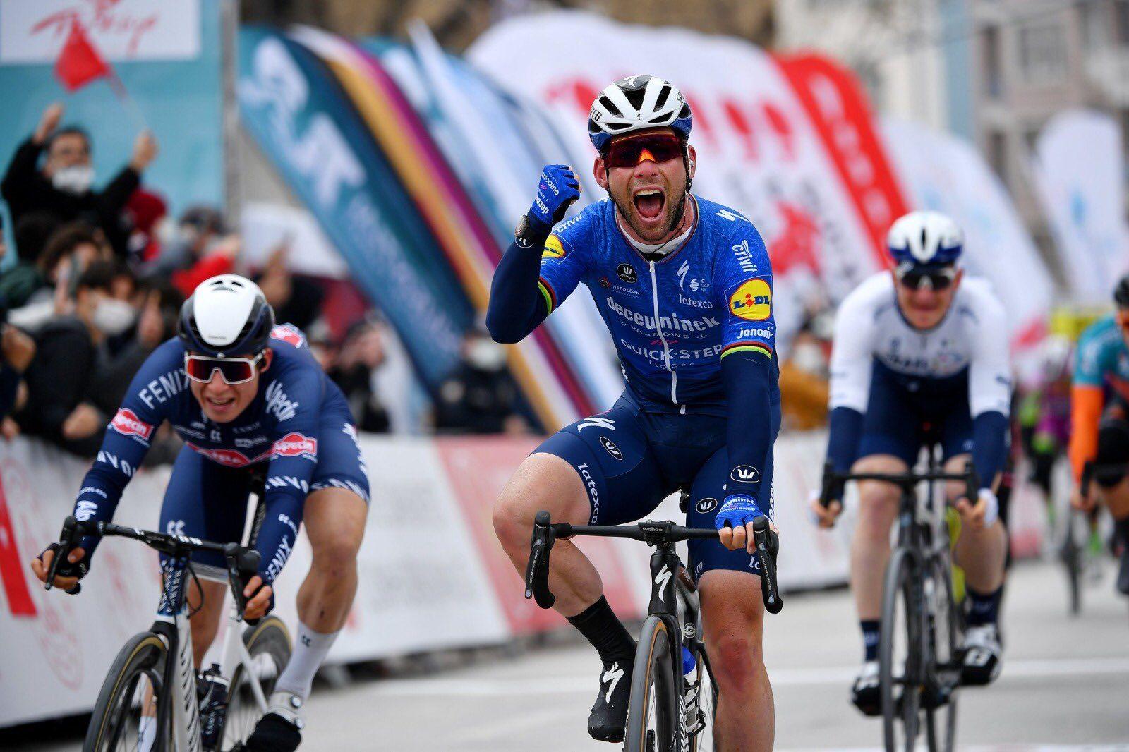 Первая победа Марка Кавендиша за три года: как прошёл второй этап «Тура Турции»