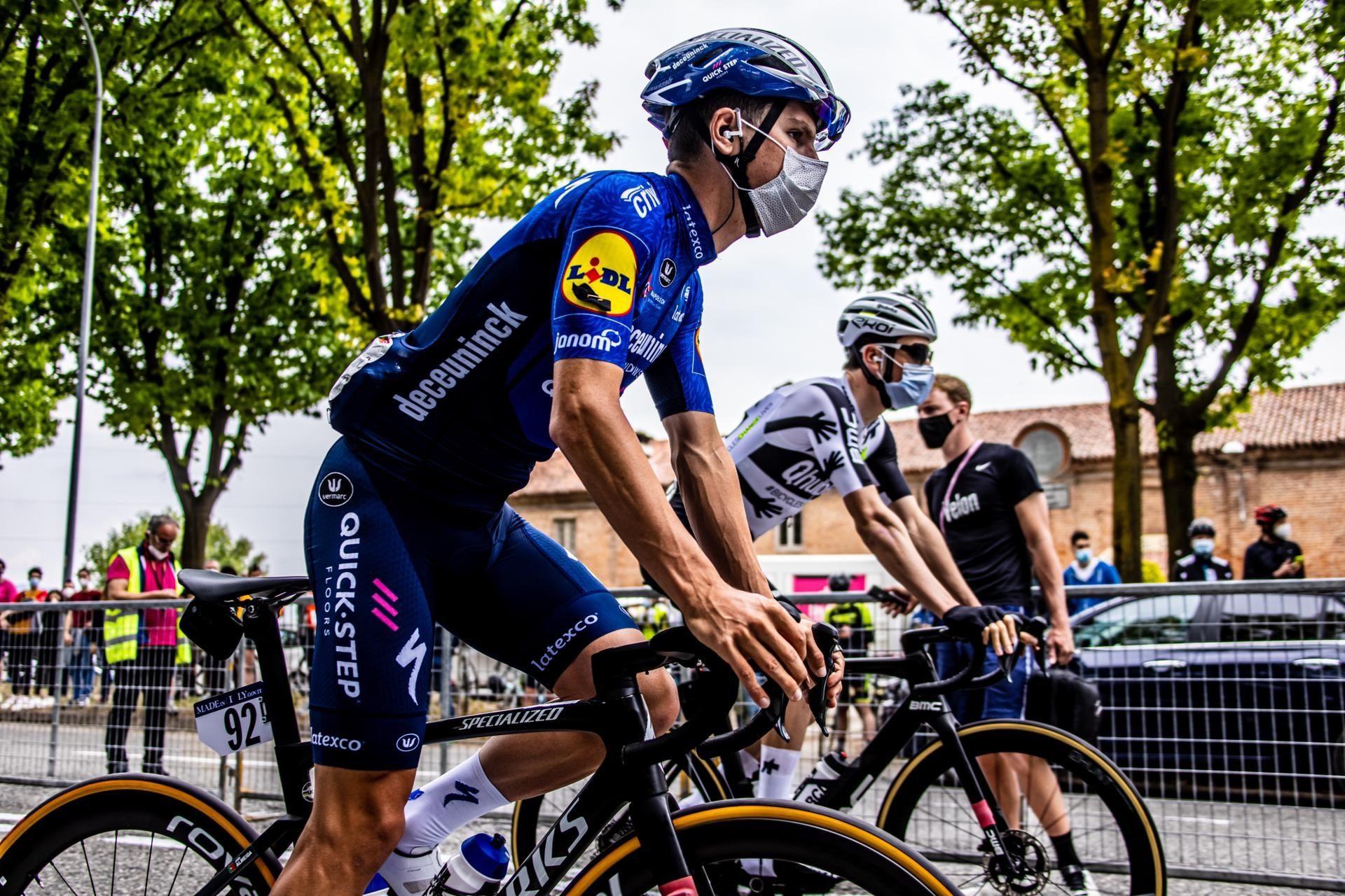 Лучшие фото со второго этапа «Джиро д'Италия  — 2021»