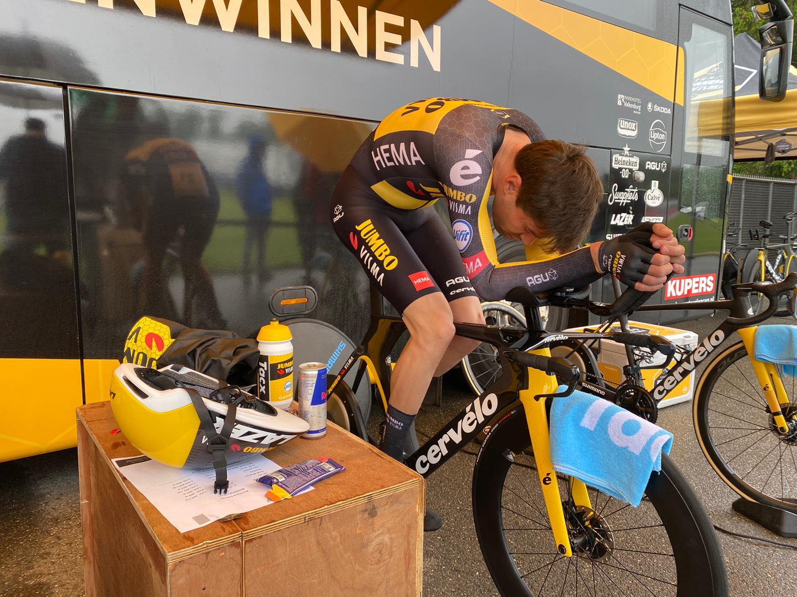 Стефан Кюнг выиграл первый этап велогонки «Тур Швейцарии»