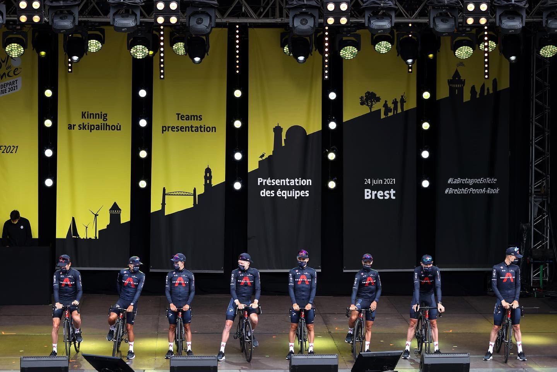 Фавориты «Тур де Франс — 2021»