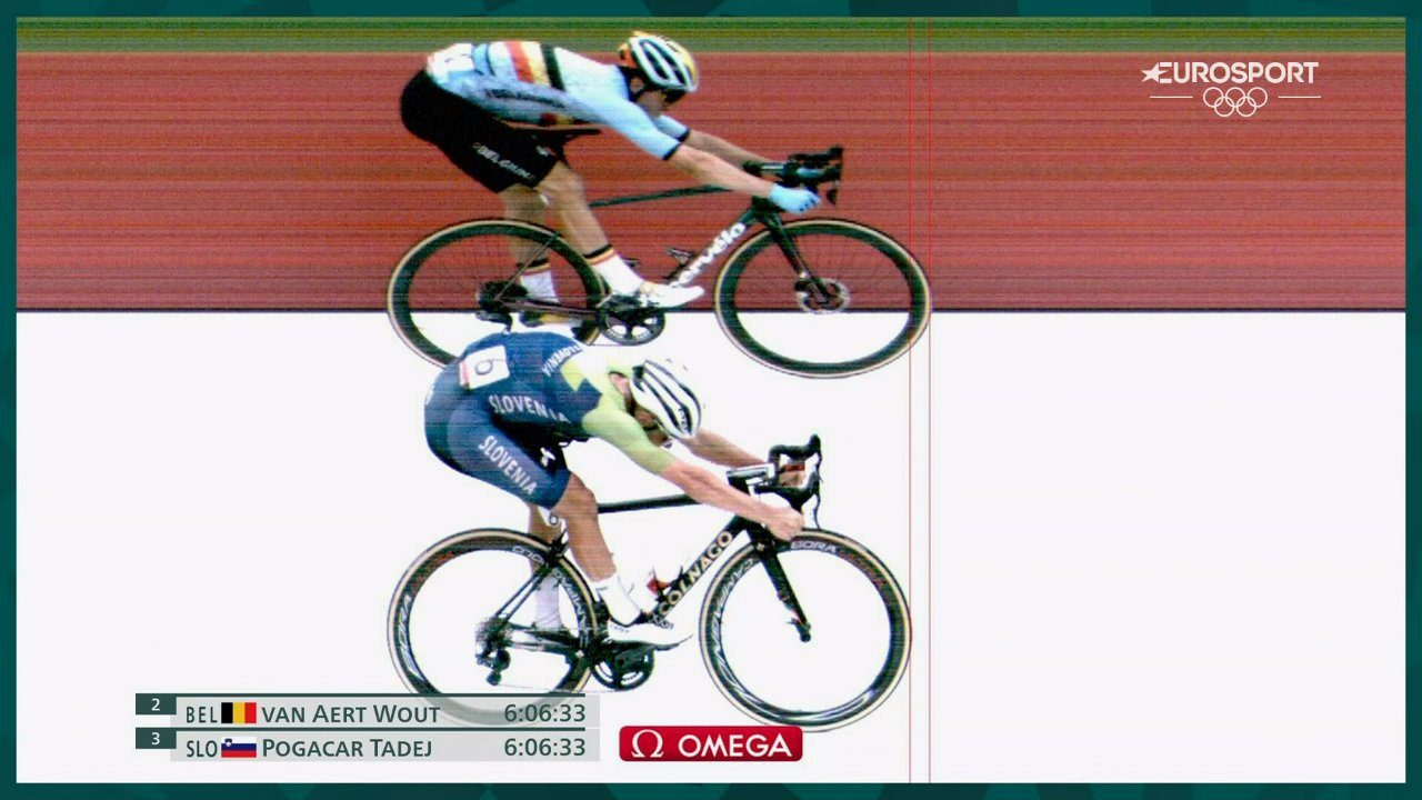 Ричард Карапас стал новым олимпийским чемпионом по велоспорту