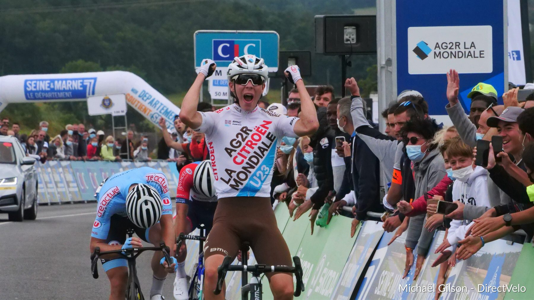 Валентин Ретайо стал новым чемпионом Франции среди андеров