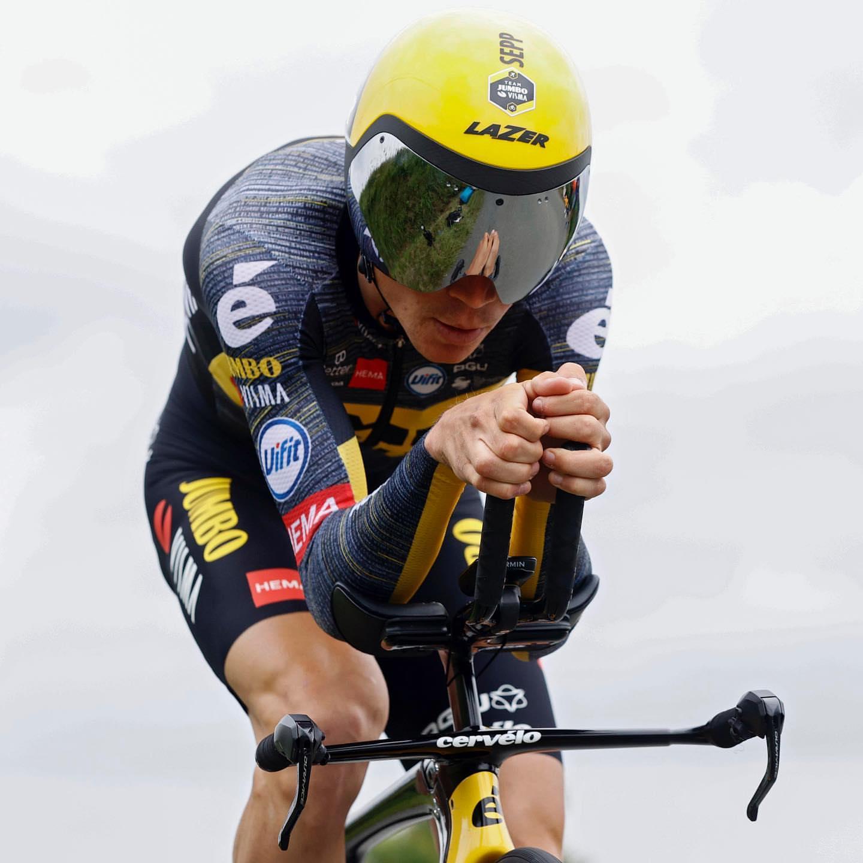 Тадей Погачар одержал великолепную победу на пятом этапе «Тур де Франс»