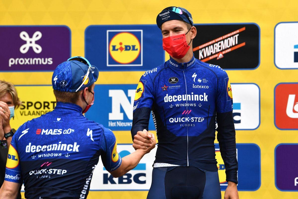 Ремко Эвенпул выиграл велогонку «Дрёйвенкурс — Оверейсе»