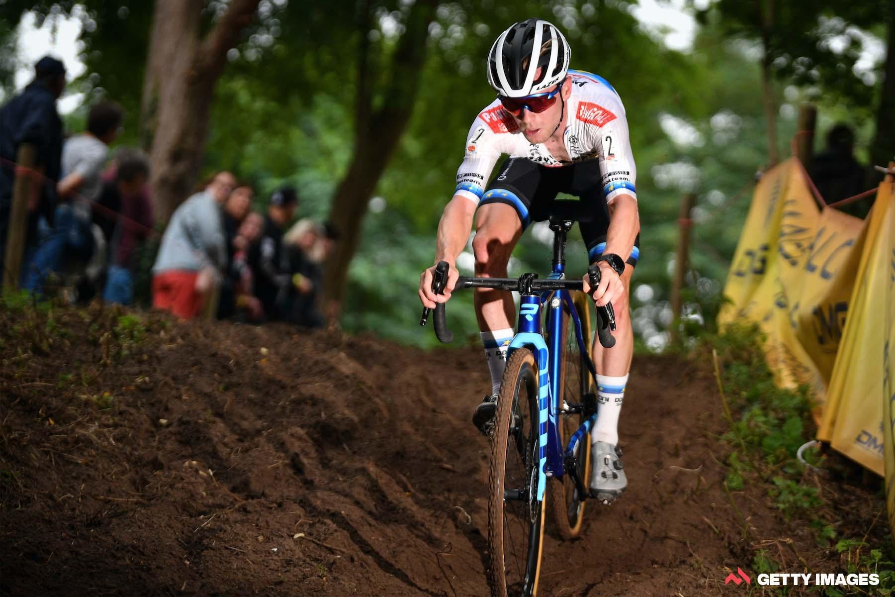 Эли Изербит. Фото: Getty Images / cyclingtips.com